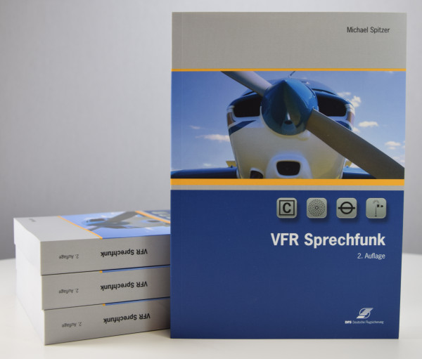 VFR Sprechfunk, 2. Auflage (abverkauft)